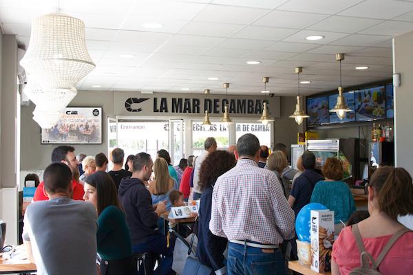 La Mar de Gambas: un modelo que revoluciona la hostelería en España