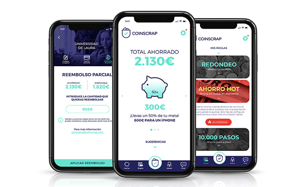 Coinscrap firma alianza con Natixis Payments y VISA